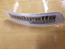 Rear frame badge SX innocenti